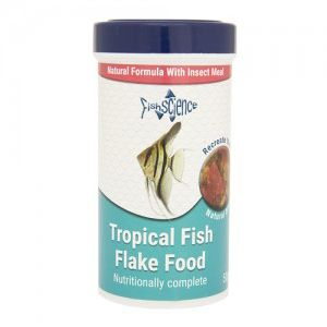 Fish Science Tropical Flakes 200g
