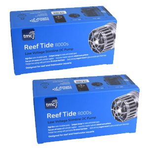 Reef Tide 8000s (2x Pumps)