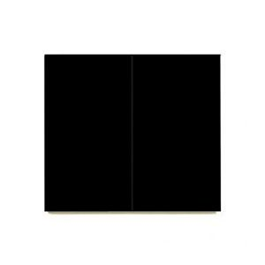 TMC Reef Habitat 90 Decor Panels and Door Set (Gloss Black)
